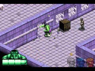 The Incredible Hulk - Game Boy Advance (2003)