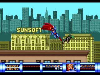 Superman - Mega Drive (1992)