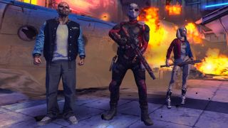 Suicide Squad: Special Ops - PC, Android, iOS (2016)