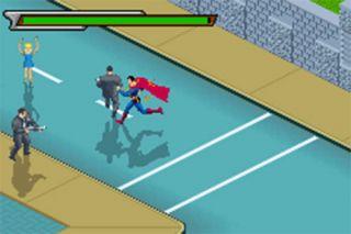 Superman: Countdown to Apokolips - Game Boy Advance (2003)