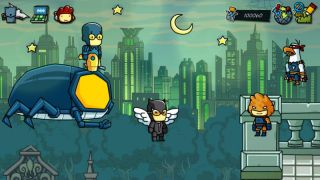 Scribblenauts Unmasked: A DC Comics Adventure - PC, 3DS, Wii U (2013)