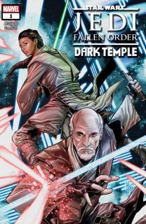 Star Wars Jedi: Fallen Order - Dark Temple