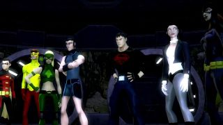 Young Justice: Legacy - PC, 3DS, PlayStation 3, Xbox 360 (2013)
