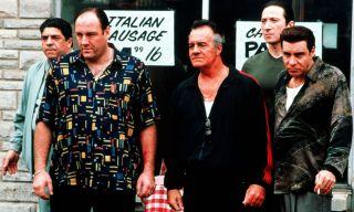 1. Rodzina Soprano (1999-2007)