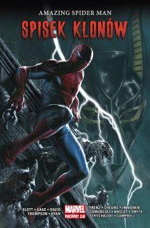 Amazing Spider Man. Spisek klonów, tom 5 - okładka