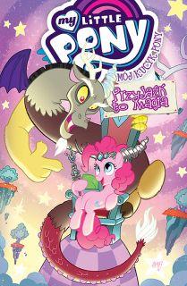 Mój Kucyk Pony – Przyjaźń to magia, tom 13 - okładka