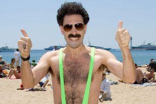 23. Borat: Podpatrzone w Ameryce, aby Kazachstan rósł w siłę, a ludzie żyli dostatniej (2006)