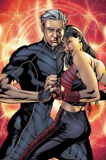 Kazirodczy związek rodzeństwa Maximoff (uniwersum Ultimate)