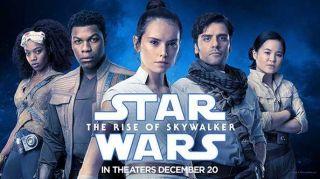 Gwiezdne wojny: Skywalker. Odrodzenie - baner promocyjny