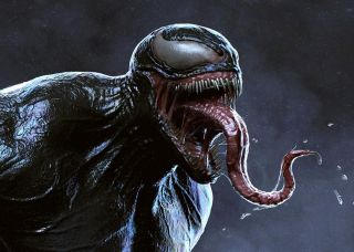 Venom - szkic koncepcyjny