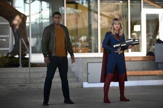 Supergirl 5 odcinek 8