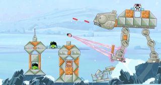 Angry Birds Star Wars - średnia ocen 88/100