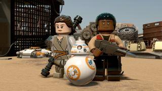 LEGO Star Wars: The Force Awakens - średnia ocen 78/100