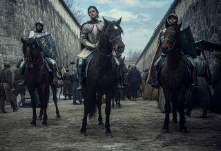 Sir Lazlo (Maciej Musiał) - rycerz Cintry. Postać ta nie pojawia się w opowiadaniach, ale nie mogło zabraknąć w tej galerii słowiańskiego akcentu w postaci Macieja Musiała.