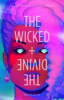 The Wicked +The Divine. Tom 4 - okładka