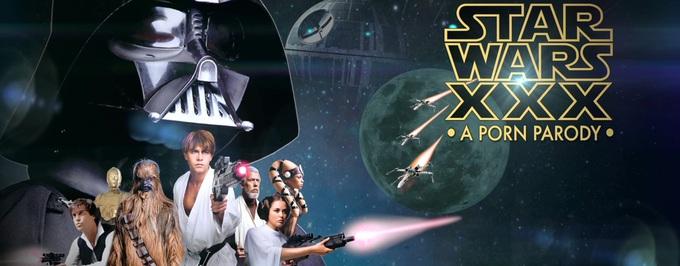 Gwiezdne wojny parodia porno