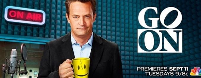 """""""Go On"""" od kwietnia na Canal+ Film HD"""