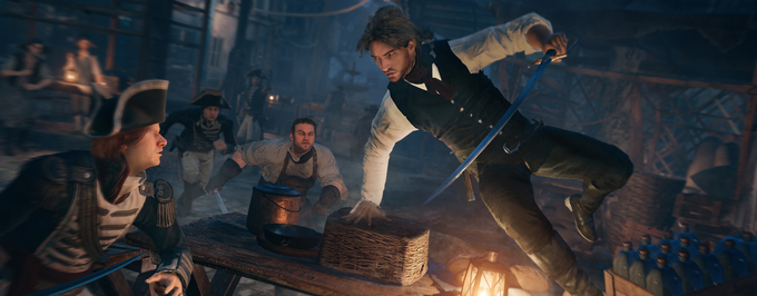 """Ubisoft zaczyna łatać """"Assassin's Creed: Unity"""". Znamy listę poprawek"""