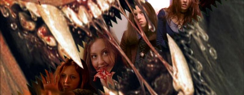Zdjęcia Ginger - powstanie serial oparty na popularnym horrorze. Producenci Obsesji Eve na pokładzie