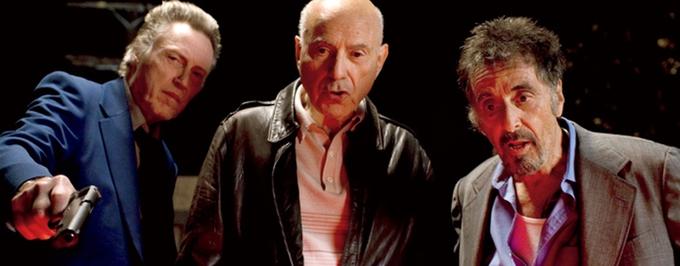Starsi panowie trzej