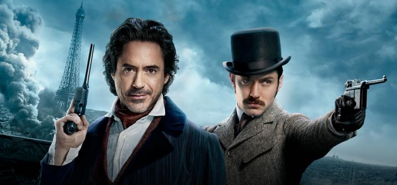 Sherlock Holmes 3 jednak powstanie? Tak sugeruje Robert Downey Jr.