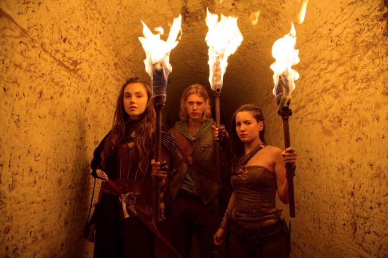 "Zwiastun serialu fantasy ""The Shannara Chronicles"""