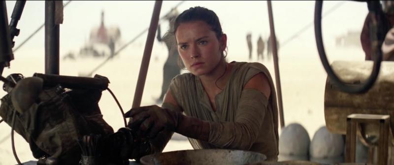 Kim jest Rey z Gwiezdnych Wojen?