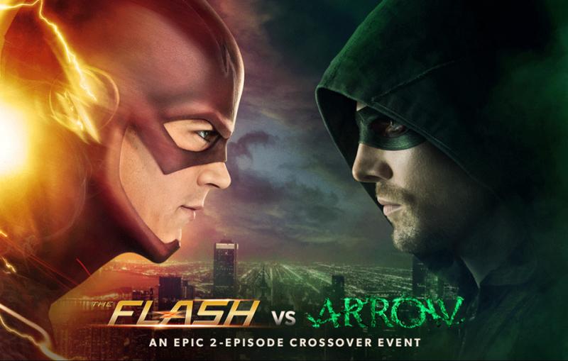 Arrow i Flash – zwiastun połączonych odcinków