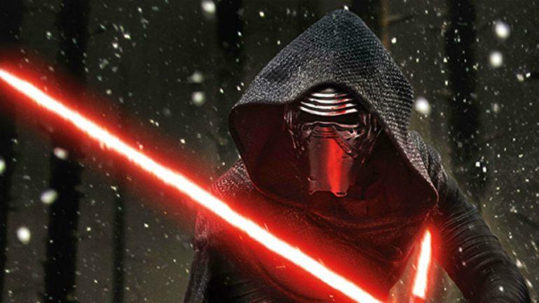 Skywalker. Odrodzenie - Kylo Ren odwiedza Świątynię Sithów na szkicach koncepcyjnych