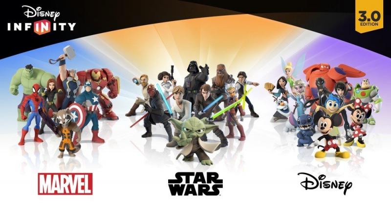 Disney Infinity 3.0 z nowymi figurakmi