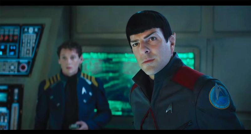 Star Trek: W nieznane – nowy film z planu