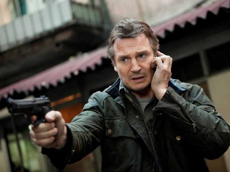 Naga broń - Liam Neeson zagra w nowej wersji komedii? Aktor komentuje