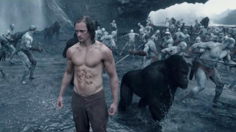 Tarzan: Legenda: Ty Tarzan, ona Jane – recenzja