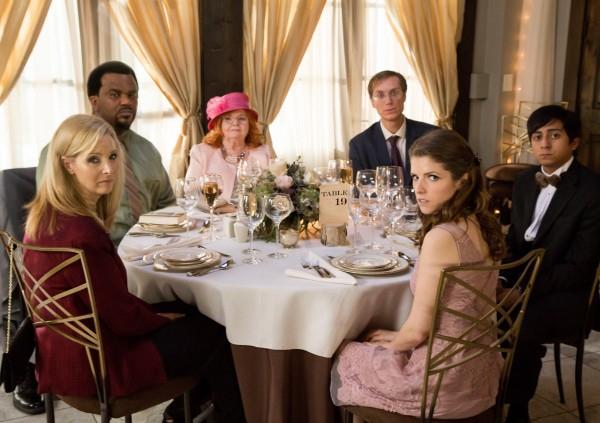 Anna Kendrick została wyrzutkiem w zwiastunie Table 19