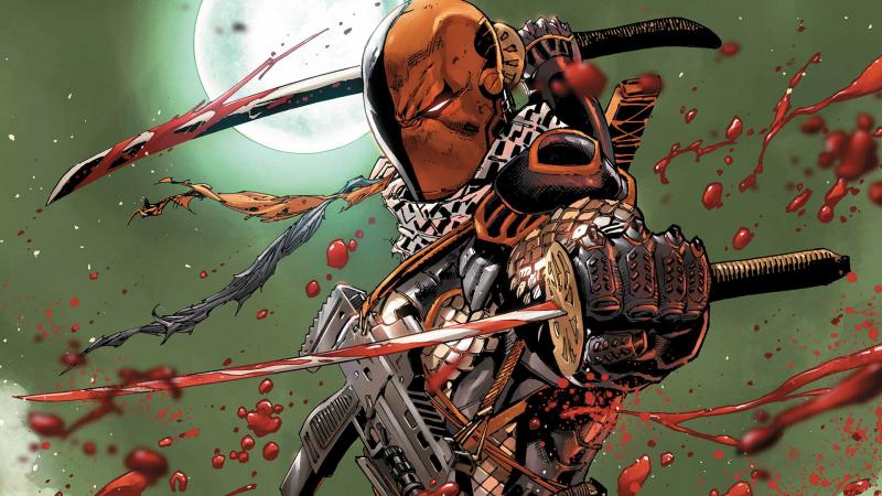 Deathstroke – film Evansa mógł być bardzo mroczny. Reżyser o swojej wizji