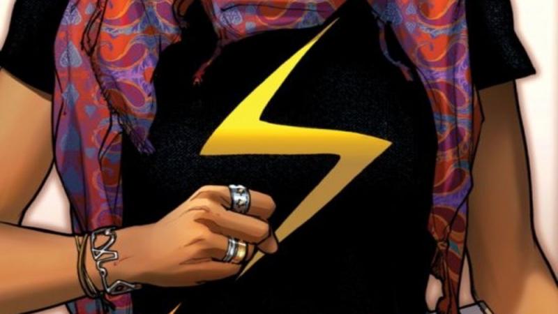 Egmont wstępnie zapowiada się na 2017 rok. Jest Ms. Marvel i Hawkeye