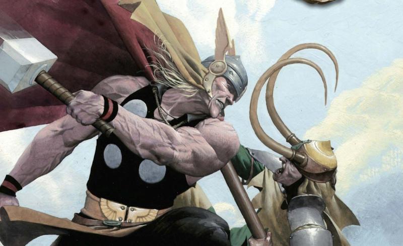 Loki – recenzja komiksu