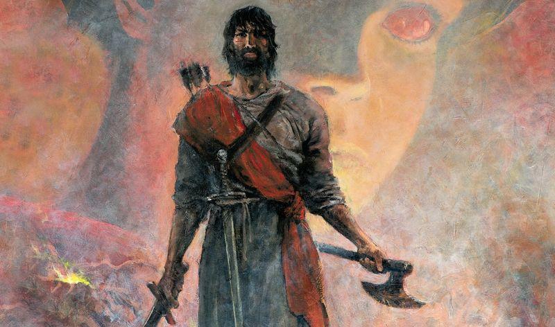 Thorgal #35. Szkarłatny ogień – recenzja komiksu