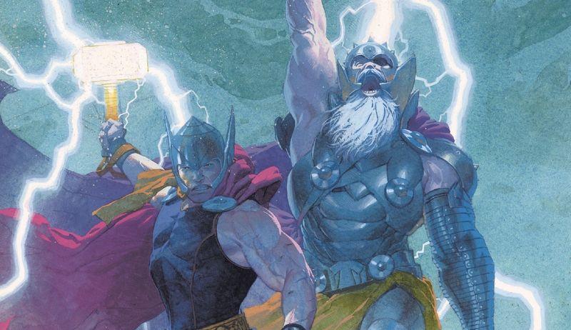 Thor Gromowładny #2: Boża bomba: Thorów trzech – recenzja komiksu