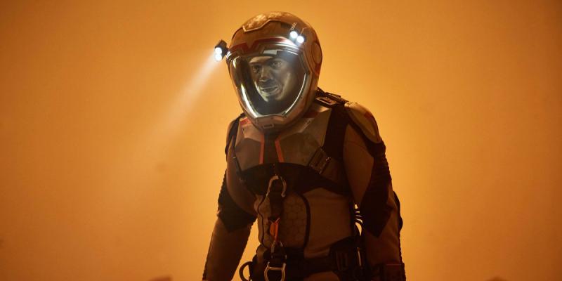 Mars – zobacz materiał zza kulis drugiego sezonu