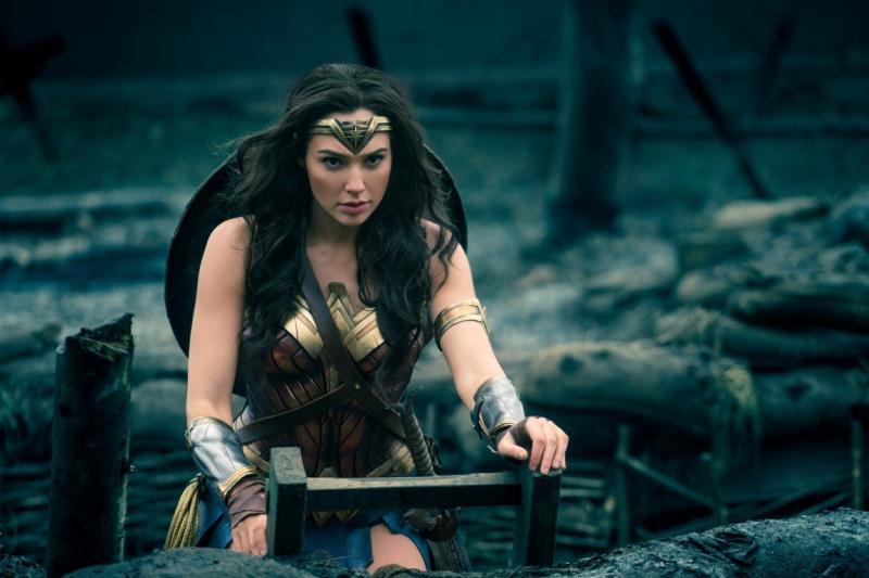 Warner Bros. w końcu rozwiązało problem z pachami Wonder Woman