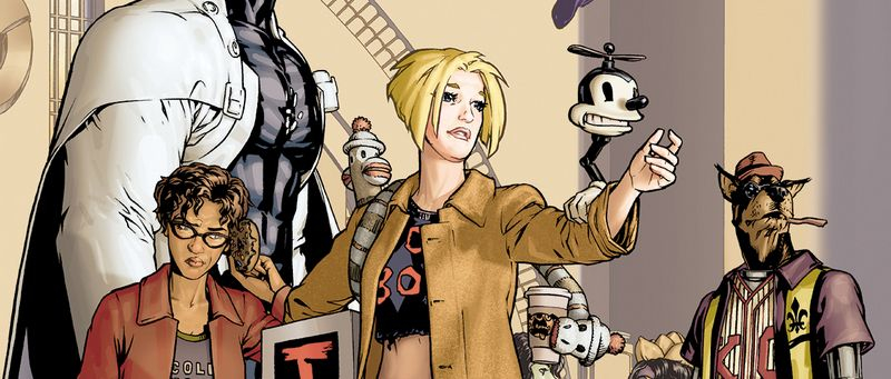 Alan Moore. Top 10 – recenzja komiksu