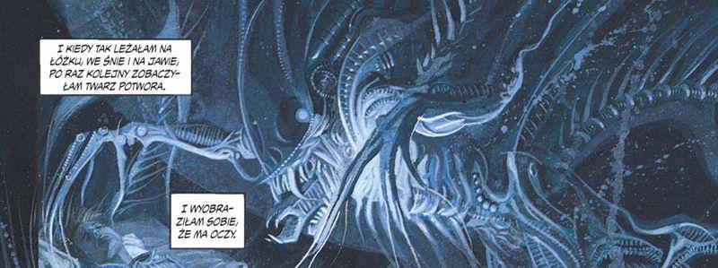 Aliens: Zbawienie. Ofiarowanie – recenzja komiksu