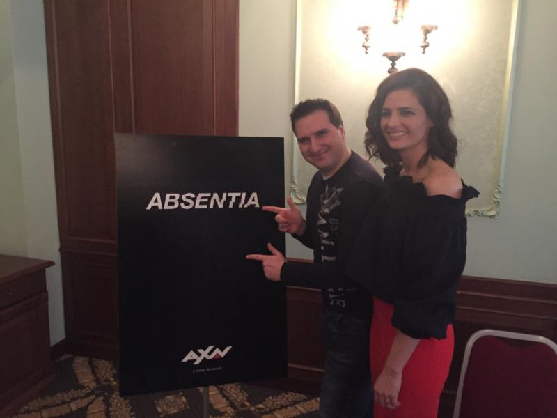 naEKRANIE.pl na planie: patrzymy, jak powstaje serial Absentia