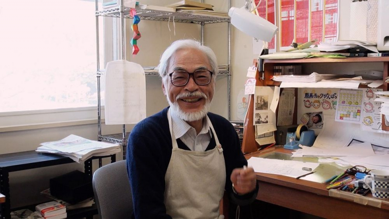LAFCA – Hayao Miyazaki dostanie nagrodę za całokształt kariery