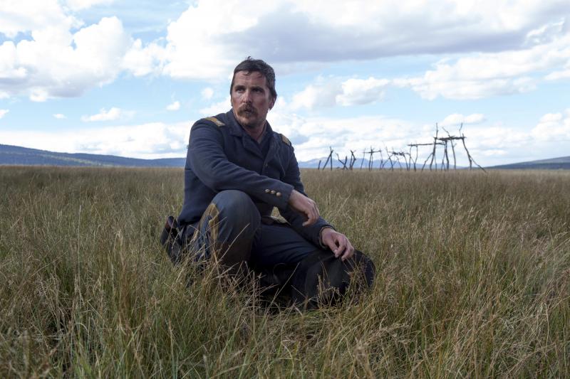 Christian Bale na Dzikim Zachodzie. Pierwszy zwiastun westernu Hostiles