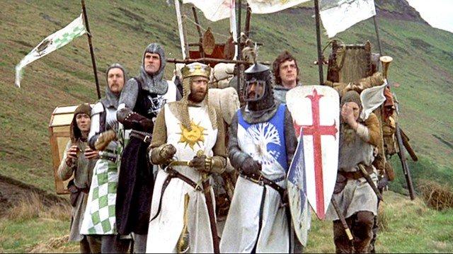 Spamalot - powstanie filmowa wersja musicalu opartego na komedii Monty Pythona