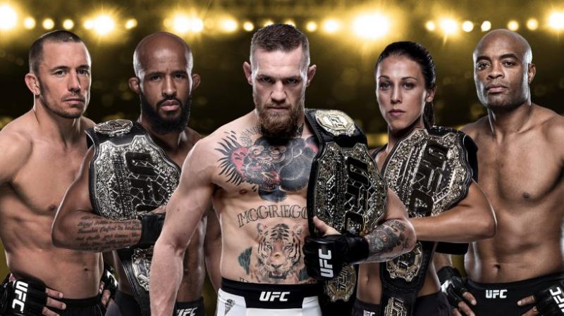 UFC zostaje w rękach Electronic Arts na kolejne lata