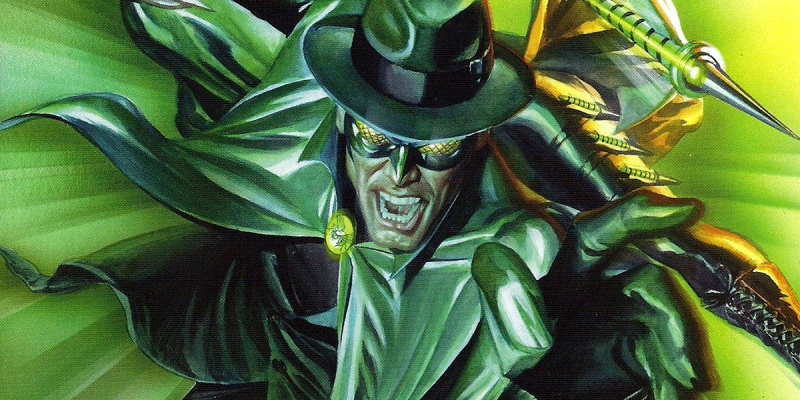 Green Hornet - były szef Marvel Studios nabył prawa do postaci. Będzie reboot?