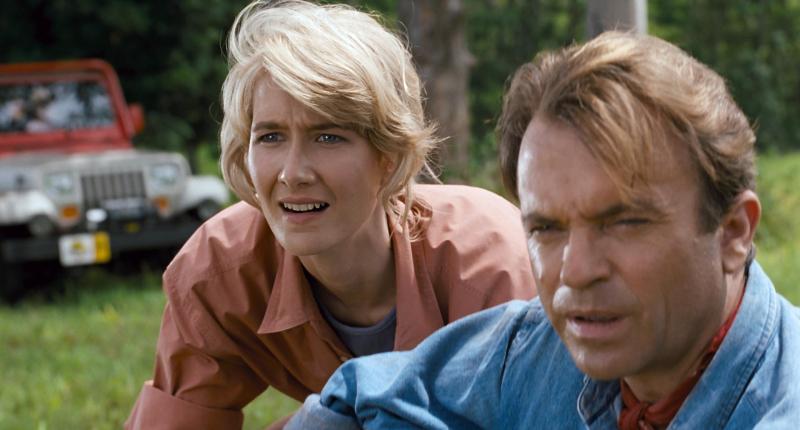 Jurassic World: Dominion  - Laura Dern opublikowała zdjęcie zza kulis. Fotele starej gwardii